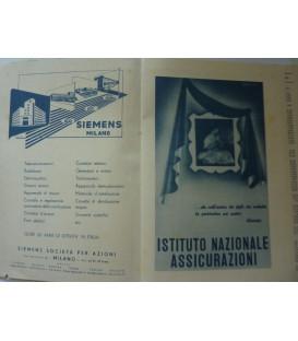 IL LIBRO DI CASA 1953