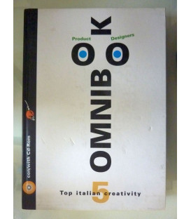 OMNIBOOK PRODUCT DESIGNERS 5  Top Italian Creativity