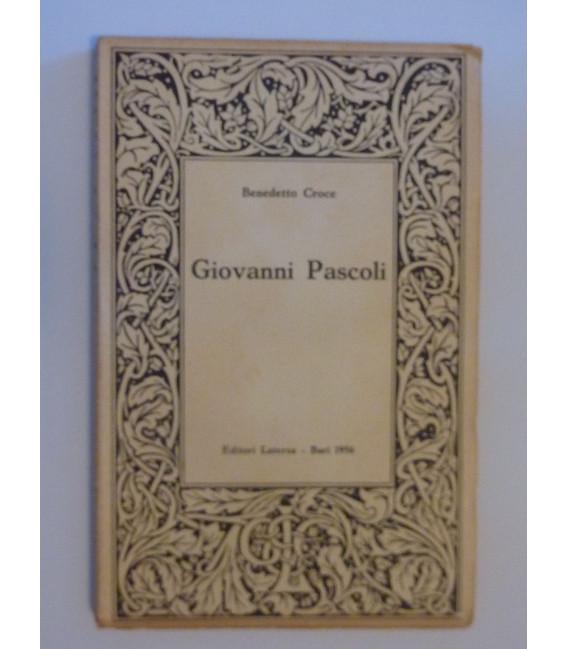 GIOVANNI PASCOLI Studio Critico