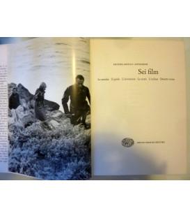 SEI FILM LE AMICHE, IL GRIDO, L'AVVENTURA, LA NOTTE, L' ECLISSE, DESERTO ROSSO