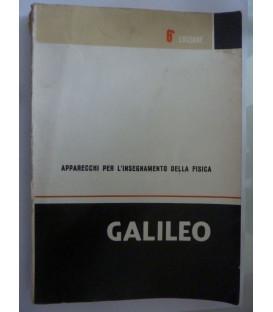APPARECCHI PER L'INSEGNAMENTO DELLA FISICA Sesta Edizione 1° Luglio 1965