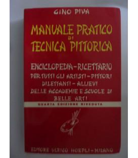 MANUALE PRATICO DI TECNICA PITTORICA