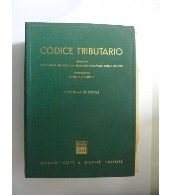 CODICE TRIBUTARIO Seconda Edizione