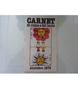 CARNET DI ROMA E DEL LAZIO Dicembre 1979
