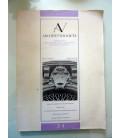 ARCHITETTI  SOCIETA' Bimestrale dell'Ordine degli Architetti di Napoli e Isernia Anno I n.° 3 - 4 Maggio / Agosto 1989