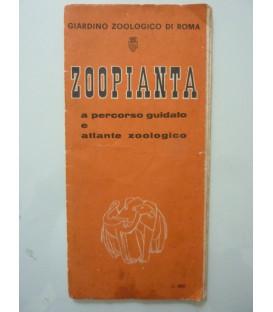 GIARDINO ZOOLOGICO DI ROMA  ZOOPIANTA a percorso guidato e atlante zoologico