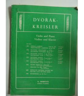DVORAK - KREISLER Violin and Piano