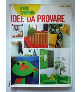 LO DICE L'ARCHITETTO - IDEE DA PROVARE