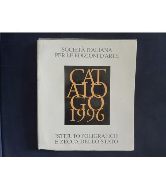 Società Italiana per le Edizioni d'Arte  CATALOGO 1996