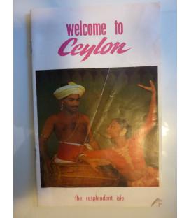 Welcome to CEYLON. The resplendent isle