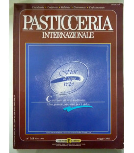 PASTICCERIA INTERNAZIONALE n.° 148 Maggio 2001