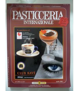 PASTICCERIA INTERNAZIONALE   n.°156 Anno XXV Aprile 2002