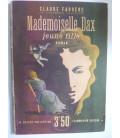 MADAMOISELLE DAX JEUNNE FILLE Roman