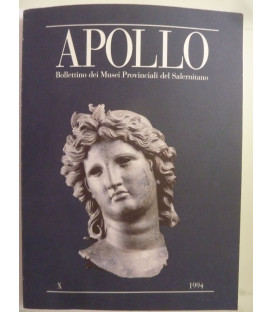 APOLLO Bollettino dei Musei Provinciali del Salernitano X 1994