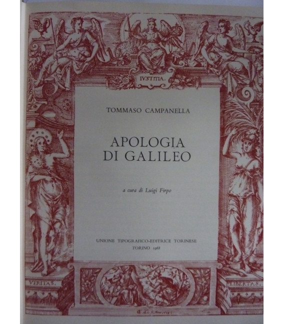 APOLOGIA DI GALILEO