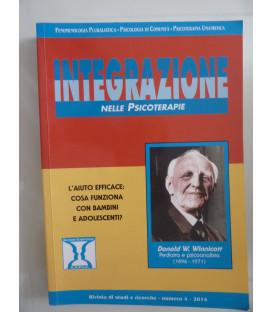 INTEGRAZIONE NELLE PSICOTERAPIE E COUNSELING Rivista semestrale di studi e ricerche - numero 4, 2014