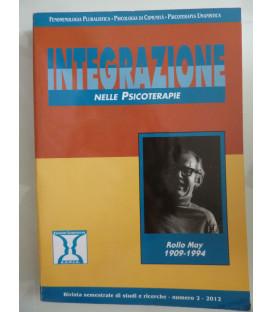 INTEGRAZIONE NELLE PSICOTERAPIE E COUNSELING Rivista semestrale di studi e ricerche - numero 2, 2012