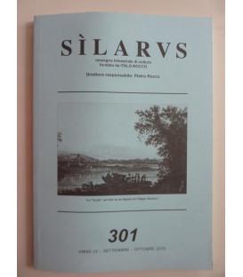 SILARUS Rassegna bimestrale di cultura 301 Anno LV Settembre - Ottobre 2015