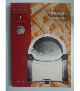 Il Luogo di David 1, Collana di Studi L'ACCADEMIA, MICHELANGELO, L'OTTOCENTO