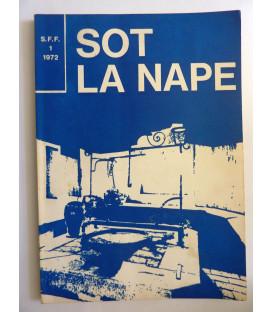 SOT LA NAPE Anno XXIV N.° 1 Gennaio - Marzo 1972